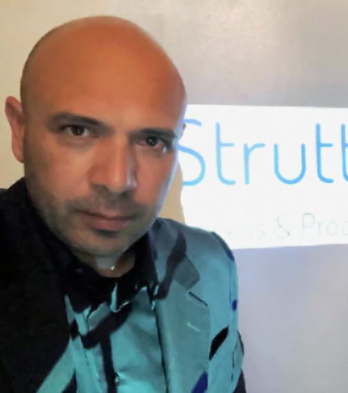 Mario Greco Strutturale